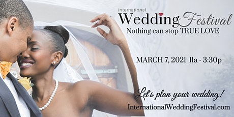 Oakland Wedding Festival ~ March 7th, 2021 ~ East Bay Bridal Show tickets