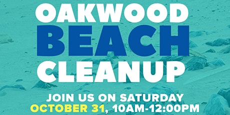 Oakwood Beach Cleanup