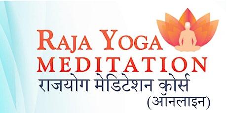 Raja Yoga Meditation - Hindi Online Course (9 Weeks)