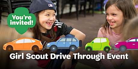 Girl Scout Drive-Through Sign-Up Event-Newport