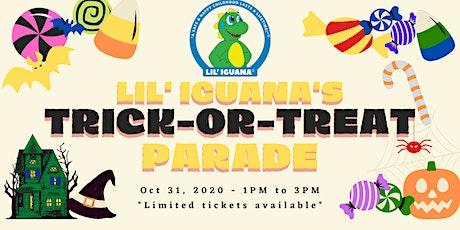 Lil' Iguana's Trick-or-Treat Parade tickets