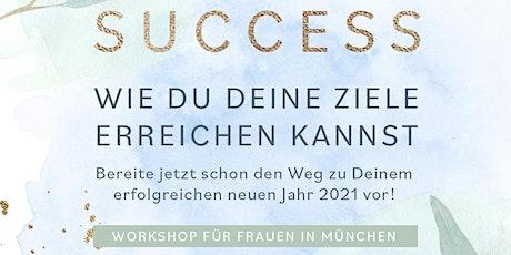 Coaching for Success - Wie du deine Ziele erreichen kannst Tickets
