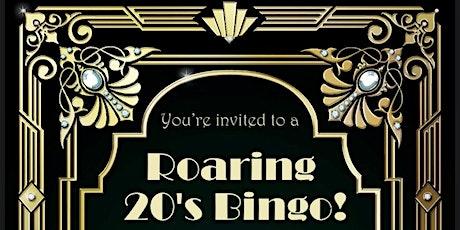 Roaring 20's Bingo! Virtual Fundraiser for the Rotary Scholarship tickets