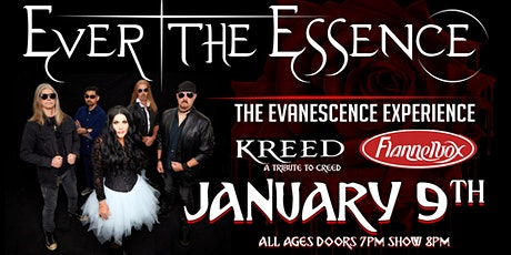 Ever The Essence - The Evanescence Experience tickets