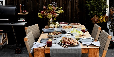 Virtual Traeger Thanksgiving Shop Class with Chef Timothy Hollingsworth tickets