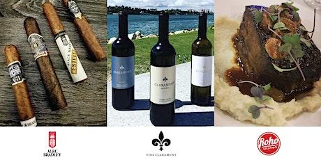 Spanish Wine Dinner & Cigars {Virtual Experience} tickets