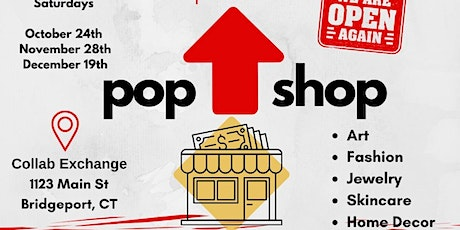 SHEINSPIRES & COLLAB EXCHANGE presents THE POP & SHOP tickets