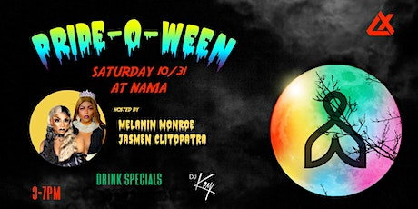 Pride-o-Ween at Nama tickets