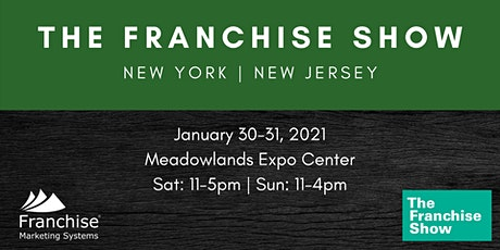The Franchise Show | New York, New Jersey tickets