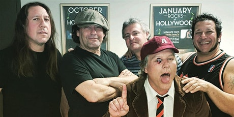 The Ultimate AC/DC Experience: Live Wire tickets