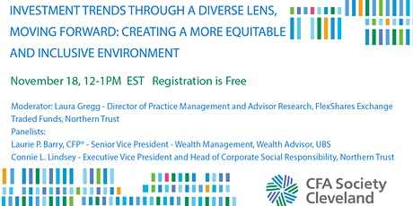 Investment Trends Through a Diverse Lens tickets