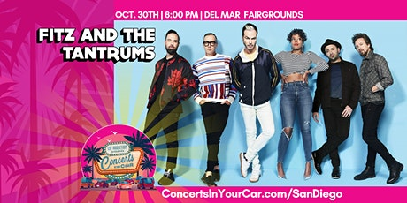 FITZ AND THE TANTRUMS -SUBARU Presents Concerts In Your Car DEL MAR tickets