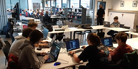 CoderDojo Ieper - 14/11/2020 tickets