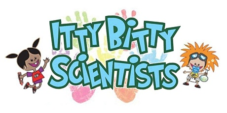 Itty Bitty Scientists  - 1, 2, 3 Look at Me  Friday, Dec. 4th tickets