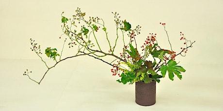 Ikebana Meditation - Japanese Flower Arrangement tickets