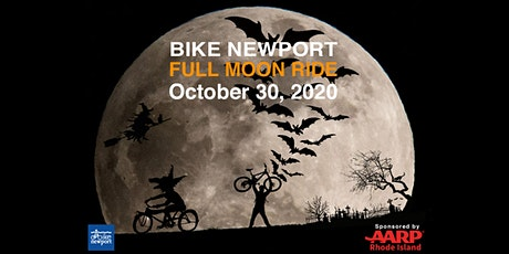Halloween Full Moon Ride tickets