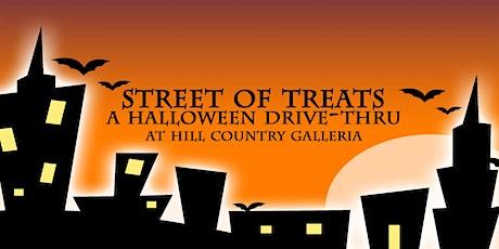Street of Treats, a Halloween Drive-Thru tickets