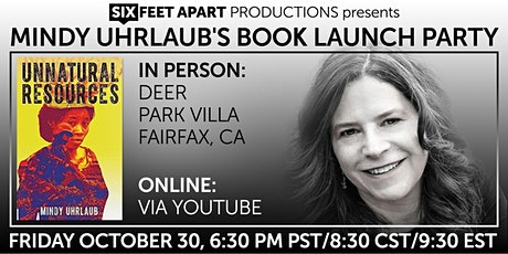 Mindy Uhrlaub's Book Launch Party! tickets