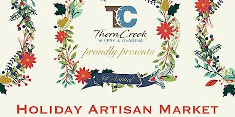 Holiday Artisan Market tickets