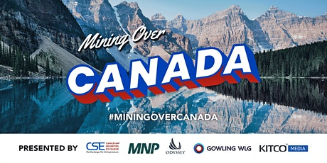 CSE Presents: Mining Over Canada tickets