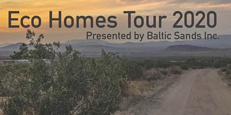 Eco Homes Tour 2020 tickets
