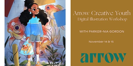 Arrow Creative Youth - Digital Illustration tickets