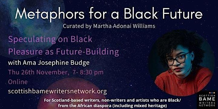 Metaphors for a Black Future image