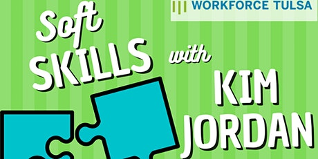 Workforce Tulsa Soft Skills for Career Success tickets