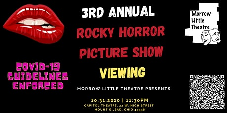 MLT Presents its 3rd Annual: Rocky Horror Picture Show Viewing tickets