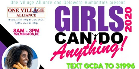 Girls Can Do Anything! 2020 Conference tickets
