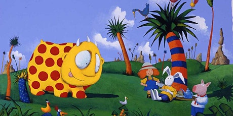 TEST - Do not ues - Zoom Bedtime Stories: Maggie & The Ferocious Beast tickets