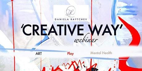 'Creative Way' webinar tickets