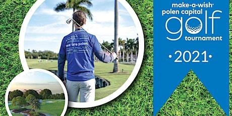 8th Annual Make-A-Wish Polen Capital Golf Tournament tickets