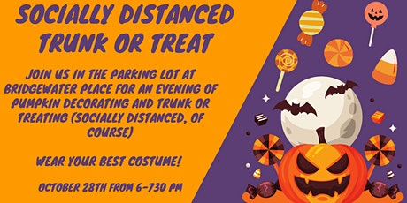 Trunk or Treat for Individuals with Disabilities tickets