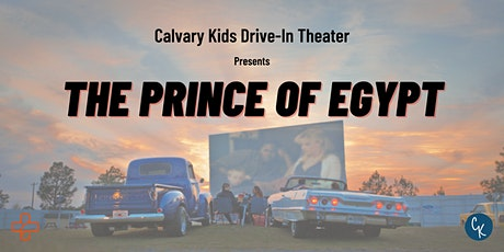 Prince of Egypt Drive-In Movie tickets