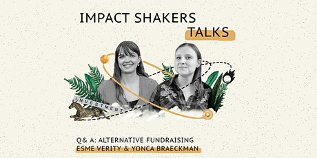 Q&A on How to Raise Alternative Funding for Your Impact Business tickets