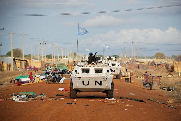 Workshop - Peacekeeping image