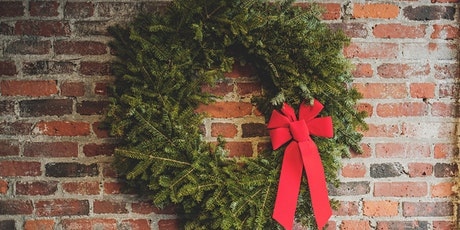 Christmas Wreath Making Workshop - Nov. 21 (Morning Session) tickets