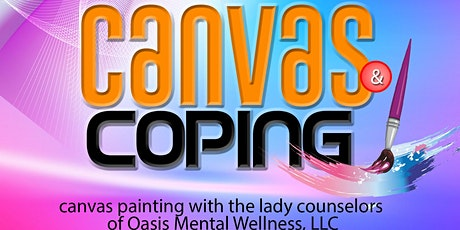 Canvas and Coping tickets