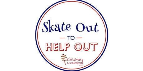 Skate Out to Help Out, Mon 23rd November at Christmas Wonderland Lakeside tickets