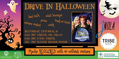 Drive In Halloween tickets