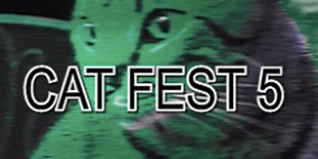 Cat Fest 5 tickets