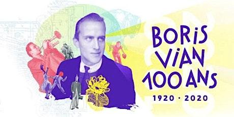 Boris Vian, l'homme des lettres billets
