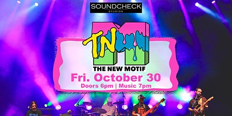 SOLD OUT - The New Motif tickets