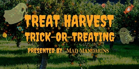 Halloween Treat Harvest — Pick Your Own Candy! tickets