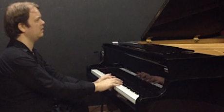 ONLINE: Terceiro Concerto para Piano de Rachmaninov com orquestra virtual. ingressos