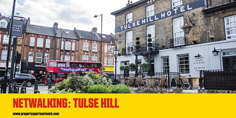 NETWALKING TULSE HILL: Property & Construction networking in aid of LandAid tickets