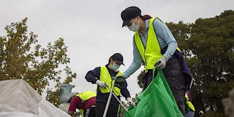 SB Clean Creeks  TEAM 222 Cleanup  Los Gatos Creek w/ WVCWPA tickets