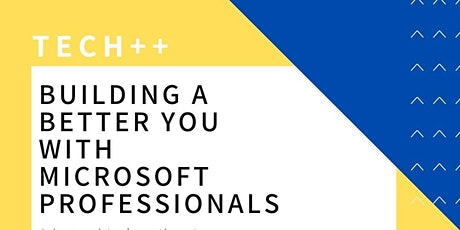 Being a Better You With Microsoft Professionals tickets