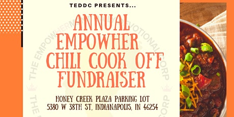 TEDDC Annual Chili Cook Off Fundraiser tickets